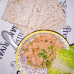 Tuńczykowa pasta kanapkowa z ogórkiem