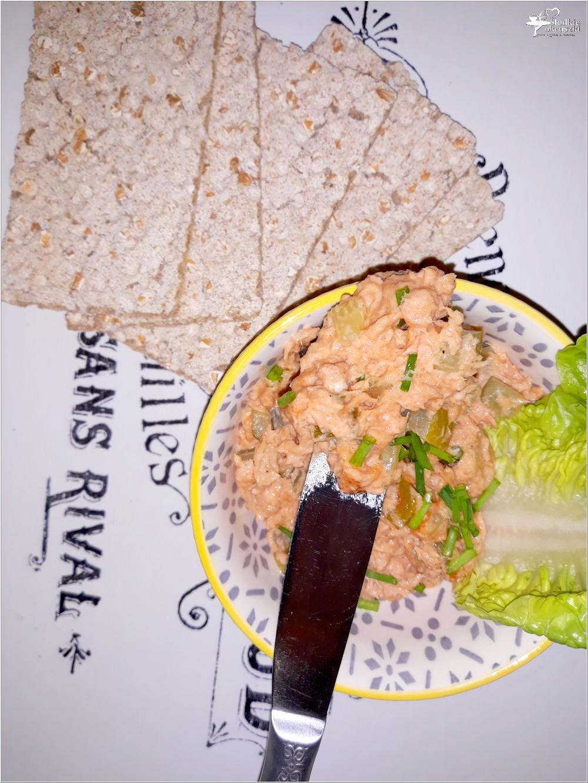 Tuńczykowa pasta kanapkowa z ogórkiem (2)