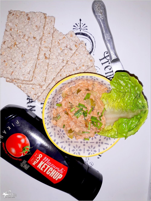 Tuńczykowa pasta kanapkowa z ogórkiem (3)