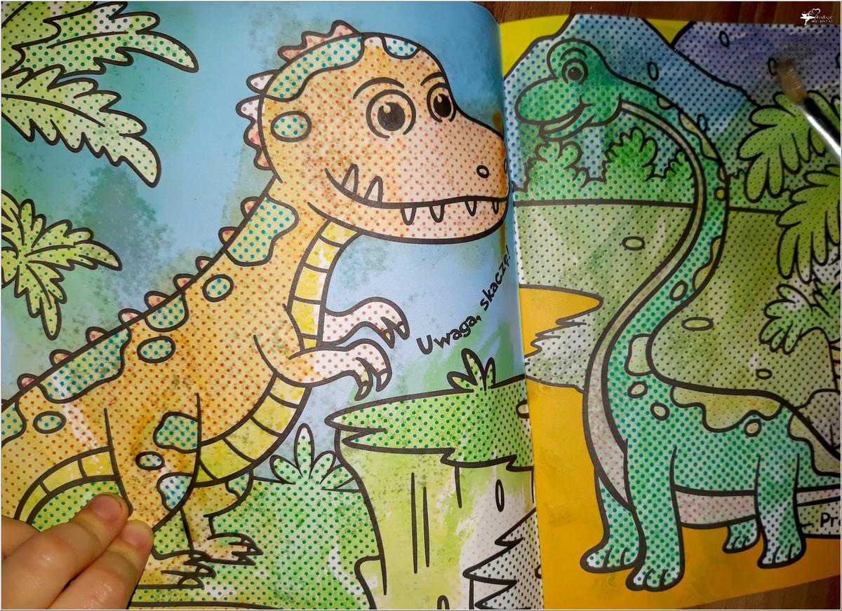 Maluj wodą! Seria dla dzieci. Wyd. AWM (2)