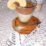 Zdrowy deser imbirowo-jabłkowy