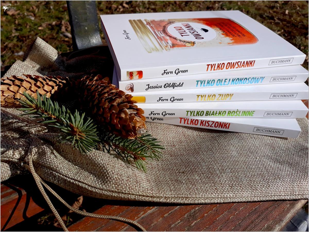 Zielona Seria książek Tylko (1)
