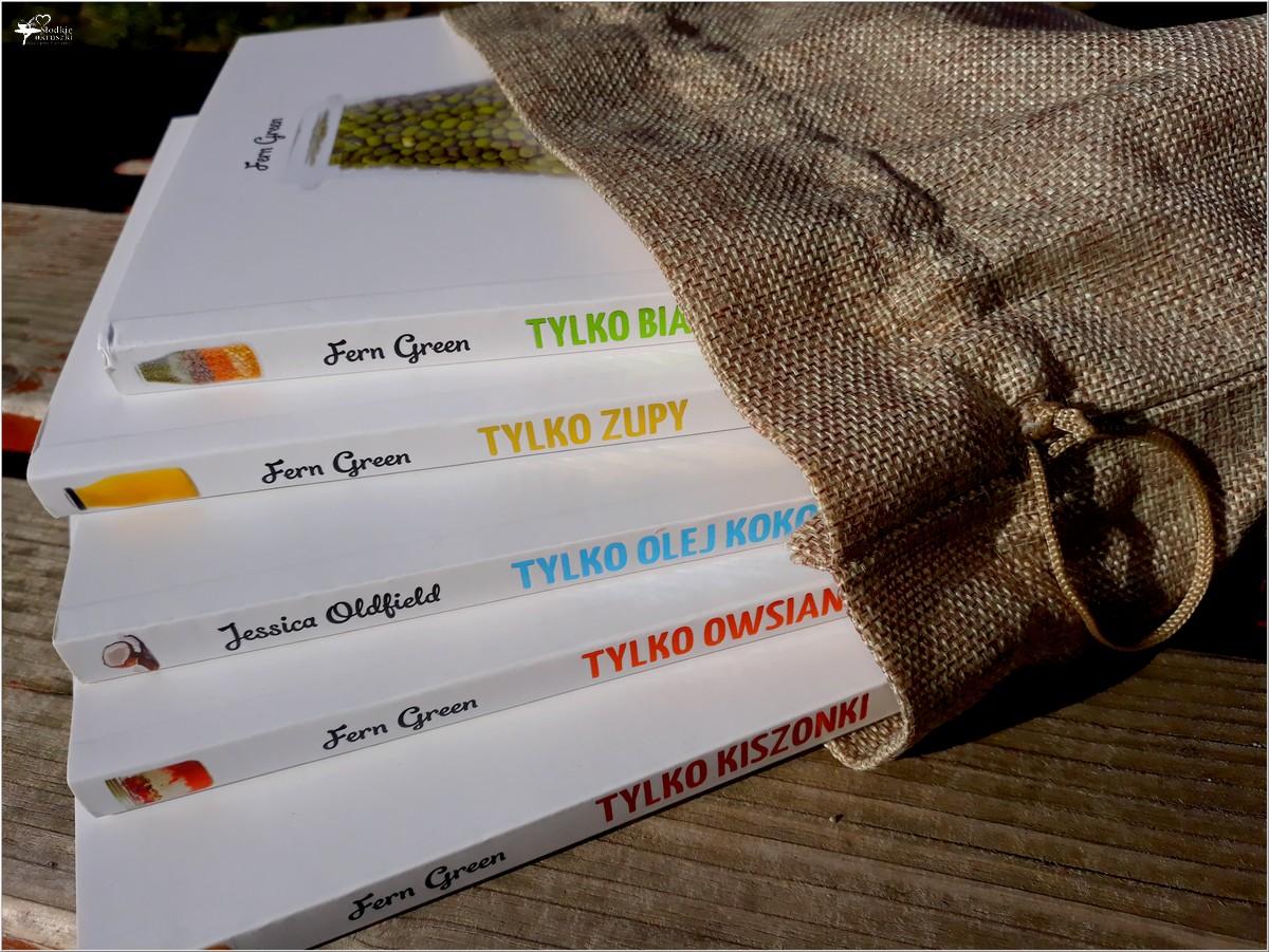 Zielona Seria książek Tylko (3)