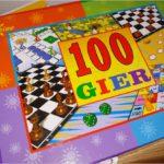 100 gier Abino. Gra dla całej rodziny.