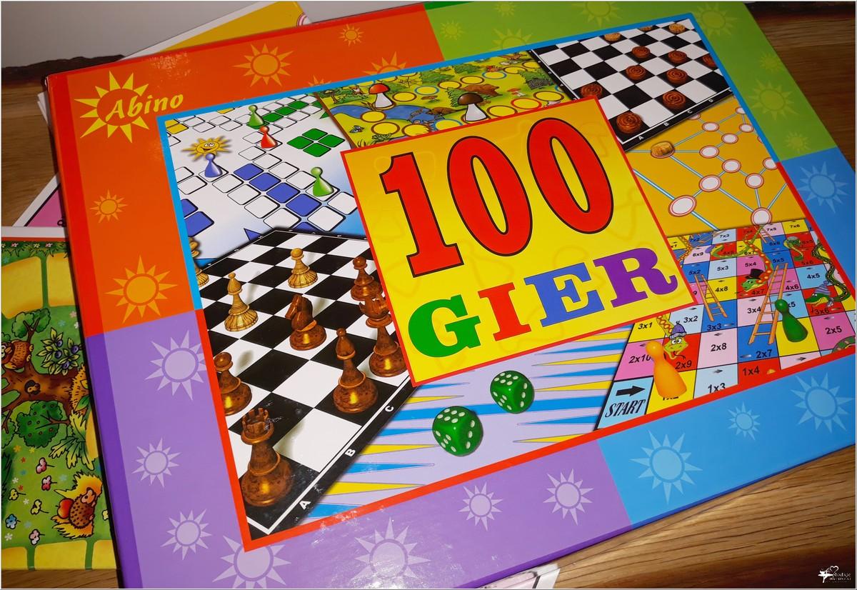 100 gier Abino. Gra dla całej rodziny (1)