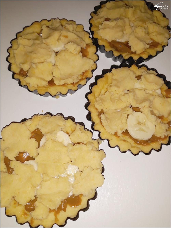 Bananowo-kajmakowe kruche babeczki (2)