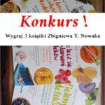 Wygraj 3 książki Zbigniewa T. Nowaka. Konkurs z XLM.pl Księgarnią Ludzi Myślących