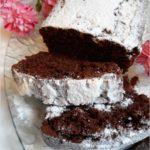 Prawdziwie czekoladowa babka