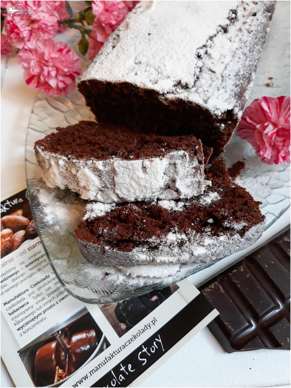 Prawdziwie czekoladowa babka (3)