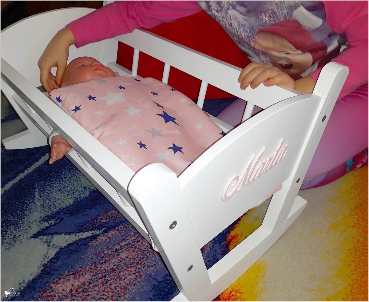 Słów kilka o łóżeczku dla lalek + wyniki konkursu z Montownia Zabawek (6)