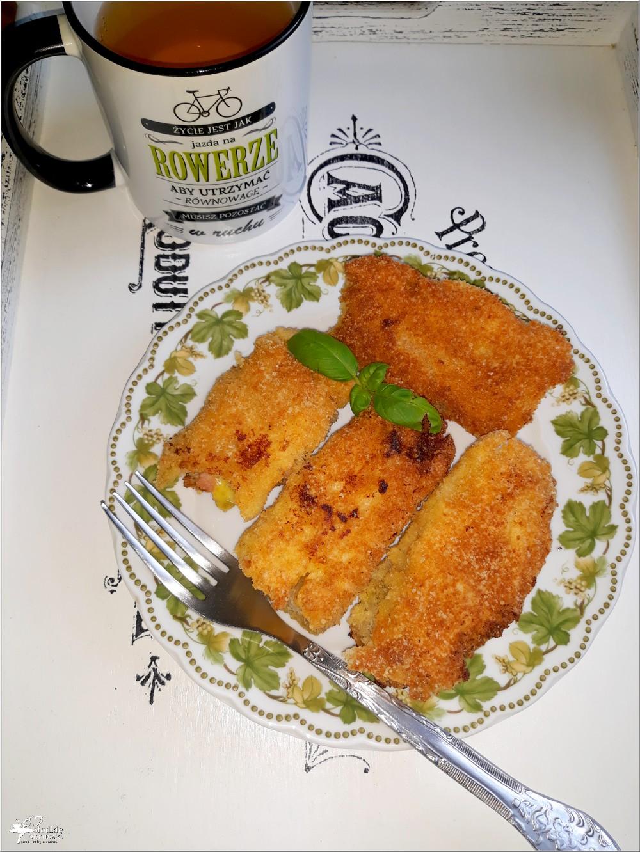 Tostowe krokieciki z serem i kiełbasą krakowską (3)