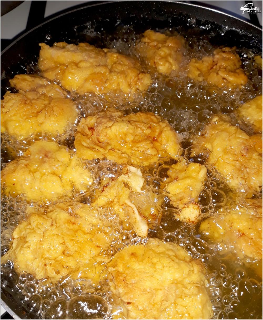 Chrupiące kęski z kurczaka (3)