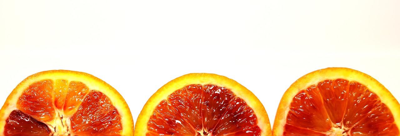 czerwona pomarańcza