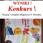 Wyniki konkursu z XLM.pl Księgarnia Ludzi Myślących