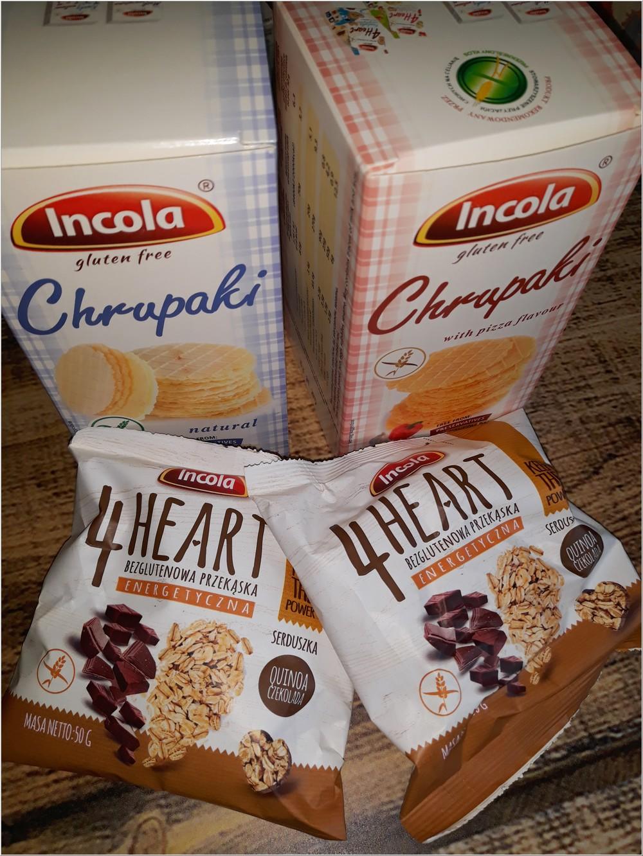 Bezglutenowe produkty Incola. Polska marka godna polecenia (2)