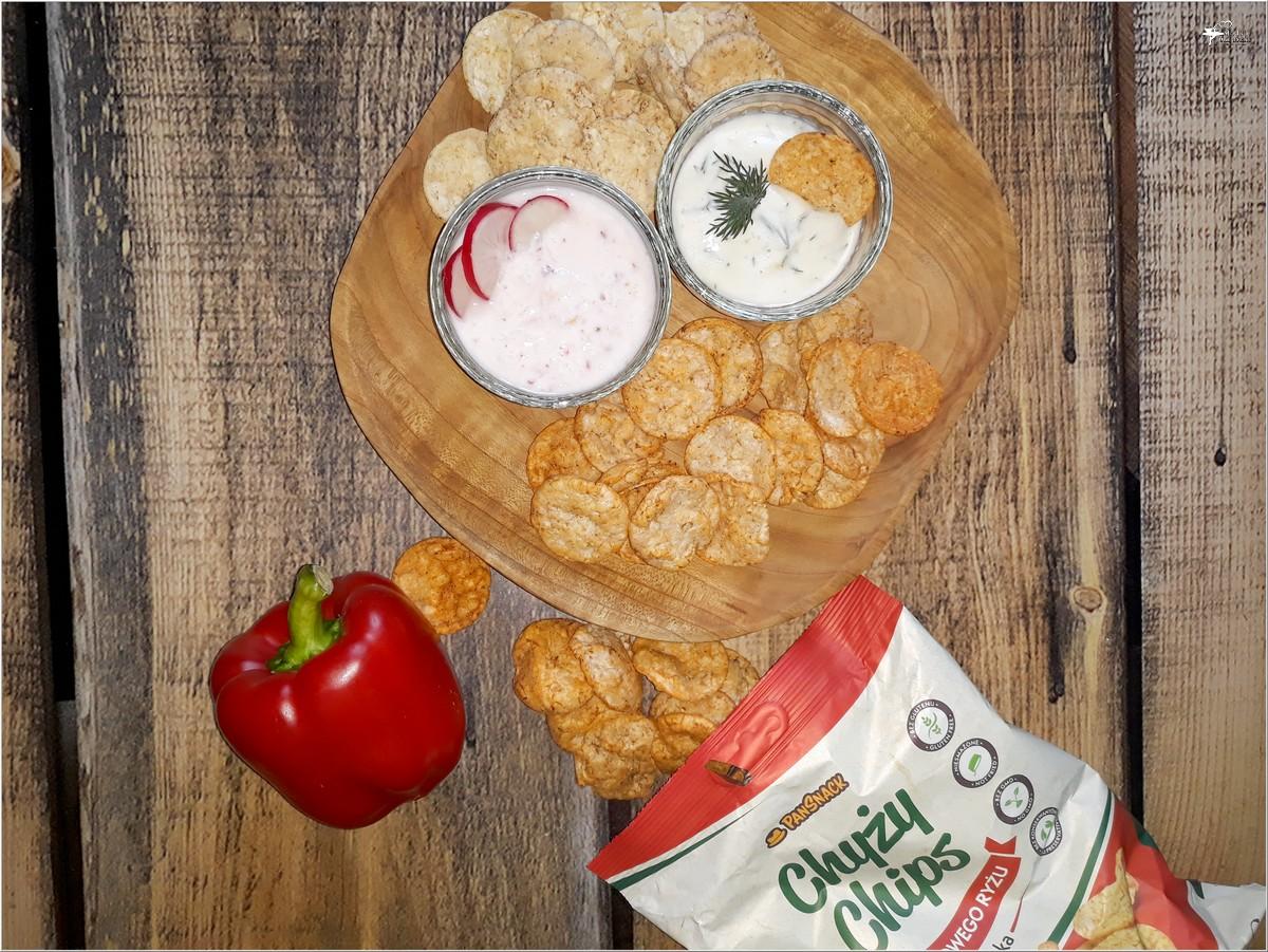 Dwa lekkie dipy i Chyży Chips PanSnack, czyli pomysł na zdrową przekąskę (5)
