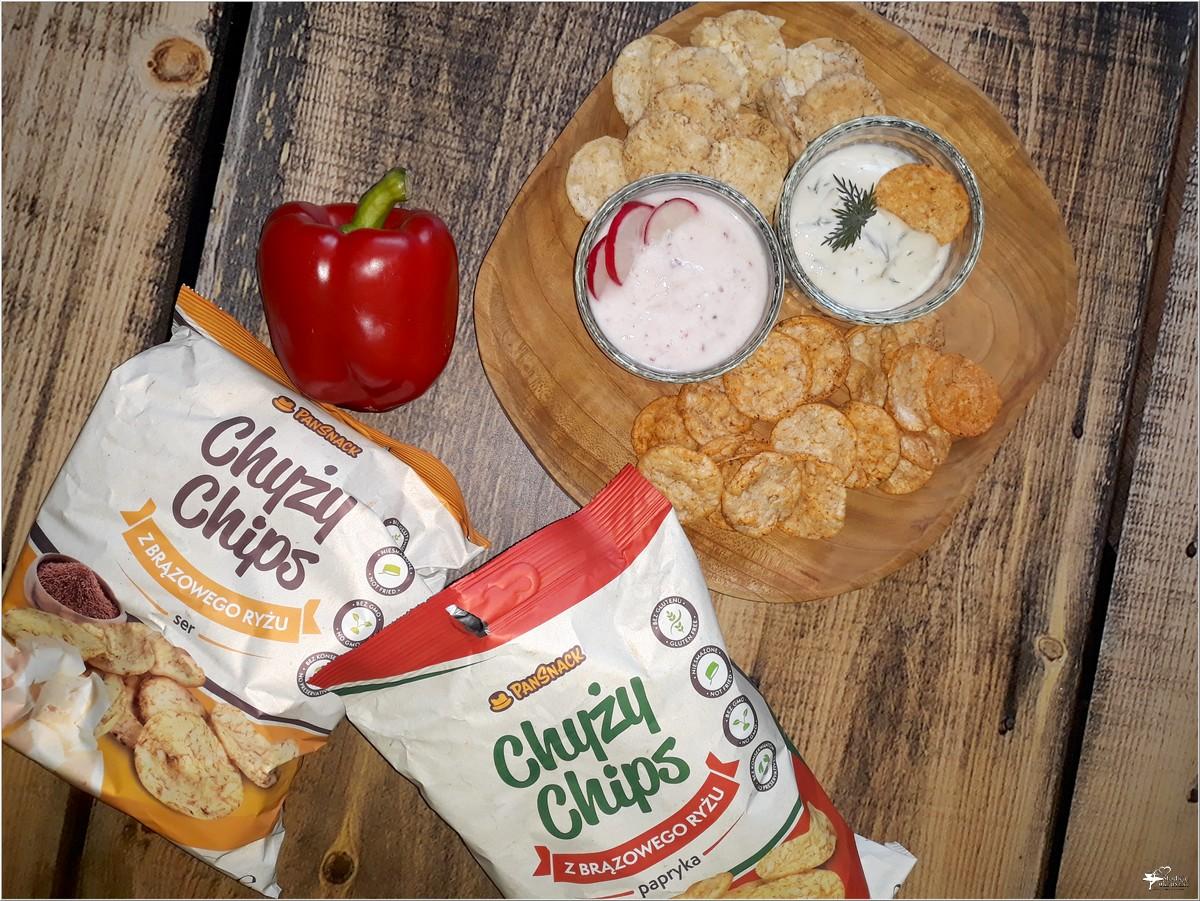Dwa lekkie dipy i Chyży Chips PanSnack, czyli pomysł na zdrową przekąskę (6)