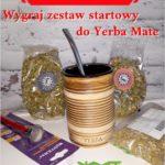 Konkurs Wygraj zestaw startowy do Yerba Mate