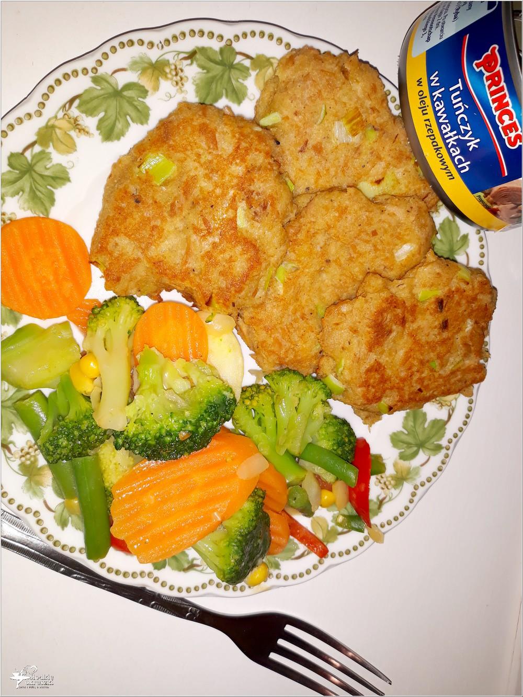 Kotleciki z tuńczyka z miksem warzyw (4)