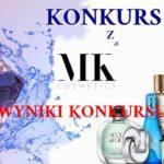 Wyniki konkursu z MK Cosmetics