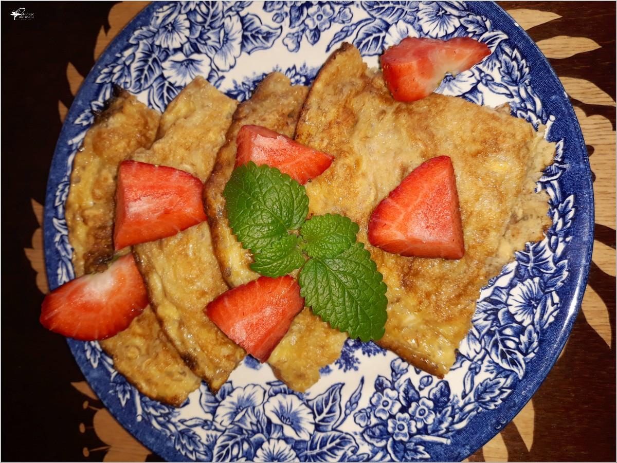 Zdrowy omlet na płatkach żytnich (3)