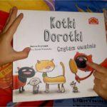 """""""Kotki Dorotki"""" – książka, która uczy czytać z uwagą"""
