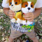 Mali przyjaciele mojego synka. Maskotki Psi Patrol od TY Polska.