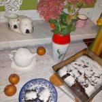 Domowy piernik z gruszką
