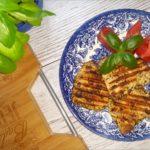 Piersi z kurczaka w aromatycznej marynacie – zdrowy obiad w kilka chwil