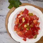 Prosty i zdrowy dodatek do obiadu (z olejem rydzowym)