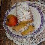 Szybkie ciasto z jabłkami mieszane łyżką