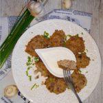 Kotleciki (placuszki) z kaszy gryczanej