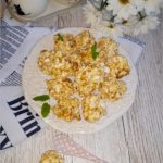 Krówkowe szyszki z popcornu – hit imprez!