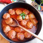 Pulpeciki w sosie pomidorowym - prosty przepis na obiad