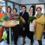 Inauguracja akcji edukacyjnej – Szkolne Ogródki Marwit i konkursu konsumenckiego marki