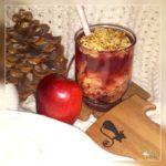 Rozgrzewający deser na jesienne dni