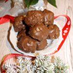 Orzechowe pralinki w czekoladzie – prosty przepis