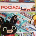 Pociągi Stephan Lomp – recenzja (książka dla dzieci)