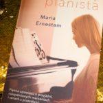 Zraniony pianista Maria Ernestam – recenzja