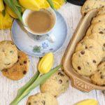 Ciasteczka z czekoladą (niczym pieguski)