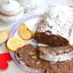 Ciasto salceson – szybkie ciasto z jabłkami