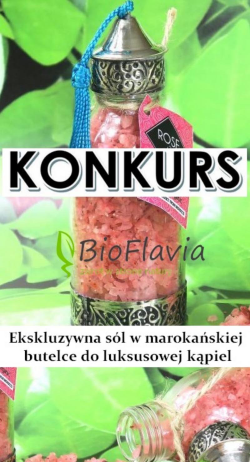 Wygraj ekskluzywną sól do kąpieli. Konkurs z BioFlavia.