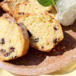 Babka z czekoladą – szybkie ciasto