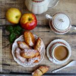 Serowe ciasteczka (smażone) – idealne do kawy