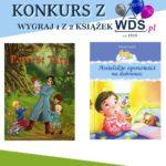 Wygraj 1 z 2 książek od WDS Sandomierz