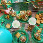 Urodziny w stylu Minecraft i przepis na ciasteczka