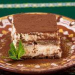 Ciasto tiramisu – kwintesencja kawowych smaków