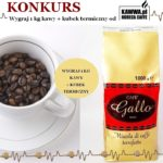 Wygraj 1 kg kawy Gallo + kubek termiczny od Hereca Caffee