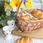 Drożdżowe bułeczki – mini chlebki