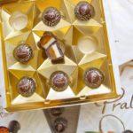 Praliny Coconut & Caramel od Vobro – recenzja